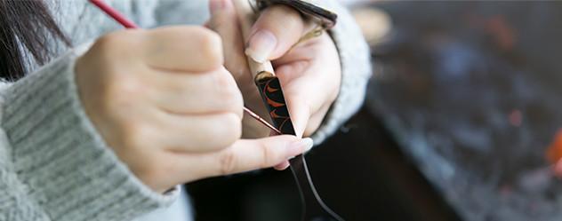 伝統工芸への好奇心に突き動かされて