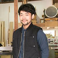 竹内 秀典さん(木工アーティスト・大学講師)
